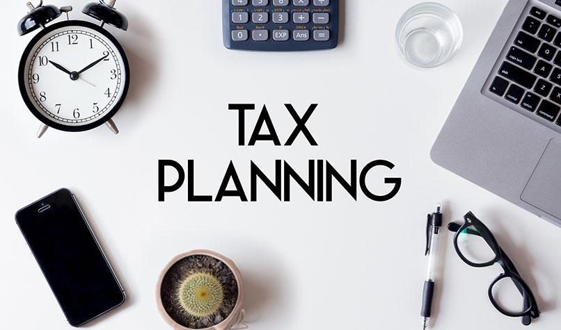 Tax planning webinar self-employed