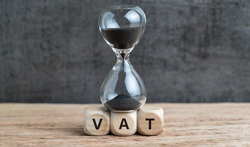 VAT deadline