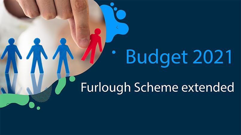 Budget 2021 Furlough scheme