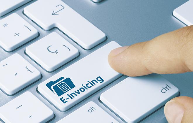 E-invoice boost for small businesses